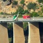 Precipita con il parapendio sul monte Moneta: salvo un ragazzo (#VIDEO)
