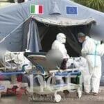 Covid-19 nel Lazio, oggi 1.120 casi positivi e oltre 12 mila test