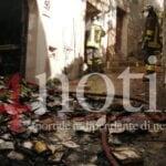 Incendio in appartamento a Formia, nessuno ferito