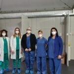 Ecco i vaccini anti Covid, ieri il V-day in provincia di Latina
