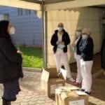 Emergenza covid: la città di Wallenhorst dona 2400 mascherine FFp2 a Priverno
