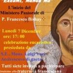 Ponza, inizio del ministero pastorale di padre Francesco Bishay