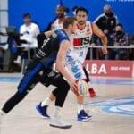 Basket serie A2, la Benacquista Latina incassa una sconfitta contro Ferrara