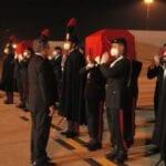 Carabiniere ucciso in Congo: ieri il rientro della salma, venerdì i funerali