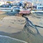 Qualità delle acque nei pressi degli scoli in mare: l'allarme di Legambiente Sud Pontino
