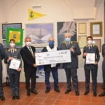 La Scuola Nautica e la sezione ANFI di Gaeta a sostegno di 'Telethon'