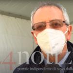 Covid-19, via alle vaccinazioni per gli over 80 al 'Goretti' di Latina: l'intervista (#VIDEO)