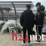 Omicidio a Formia, città incredula e in lutto: le interviste