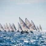 Vela classe Laser, due vittorie per gli atleti della Lega Navale nelle acque di Anzio