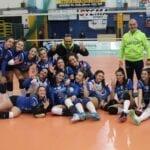 Pallavolo femminile, riprende il campionato e la Volley Terracina batte Sabaudia