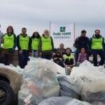 'Il Mare d'inverno': domani volontari al lavoro per la pulizia delle spiagge di Formia