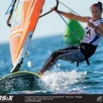 Windsurf: podio sfiorato per Marta Maggetti delle Fiamme Gialle di Gaeta