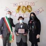 Cori festeggia i 100 anni di Pasquale Domenico Anzuini
