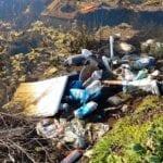 Abbandono di rifiuti e danno ambientale, insorge 'Fondi Terra Nostra'