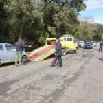 Incidente frontale su via Litoranea, ferita una donna