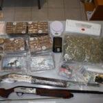Quindici chili di droga e fucili: l'Americano muto dal Gip