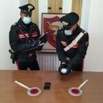 In giro con marijuana, arrestato dai Carabinieri un 54enne