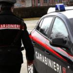 Danneggia l'auto dei carabinieri: denunciato un 28enne di Priverno