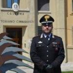 Riccardo Barbera promosso al grado di colonnello