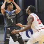 Latina Basket, i nerazzurri in formazione rimaneggiata sconfitti da Pistoia