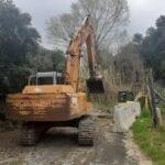 Ponte di via Arciglioni, partiti i lavori di rifacimento e messa in sicurezza