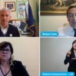 Coletta e Sala: il filo rosso tra Latina e Milano nel webinar del Comune