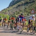Seconda tappa del Giro dell'Agro Pontino, podio per Montini e De Amicis