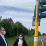 Incroci pericolosi e nuovi impianti semaforici, l'adeguamento per i non vedenti