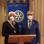 Cambio al vertice del Rotary Club Latina: è Cugini il nuovo presidente
