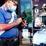 Scauri, 20enne tenta di forzare un distributore automatico: denunciato