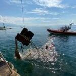 Operazione 'Mare pulito', iniziative di recupero rifiuti a Formia, Gaeta e Ponza