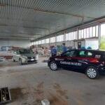 Furto di materiale ferroso, scoperti e denunciati dai carabinieri