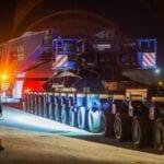 Formia, trasporto eccezionale in transito nella notte tra martedì e mercoledì