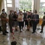 Inaugurato oggi il nuovo HUB vaccinale Covid-19 a Sabaudia