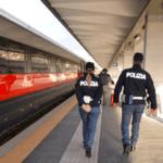 Sicurezza nelle stazioni ferroviarie: il bilancio della Polizia nell'ultima settimana