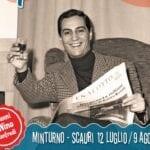 """""""Tanto pe' cantà"""", due annulli postali in ricordo di Nino Manfredi"""