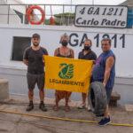 Carlo Padre – Zero Plastica in Mare 1